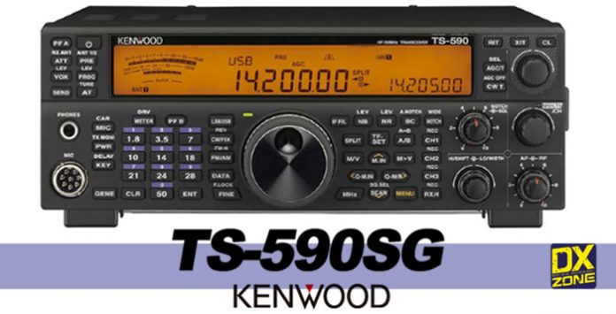 Kenwood Ts 590sg