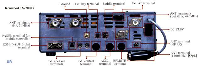 TS-2000-Kenwood-Rear