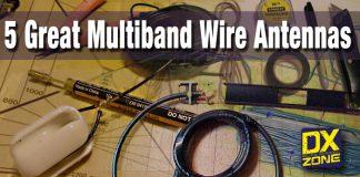 Multiband Wire Antennas