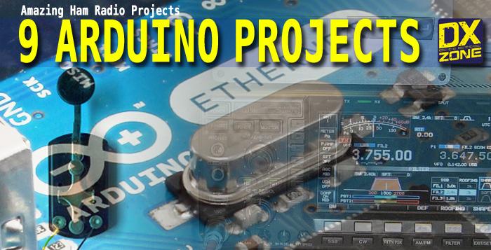 Amazing arduino ham radio projects