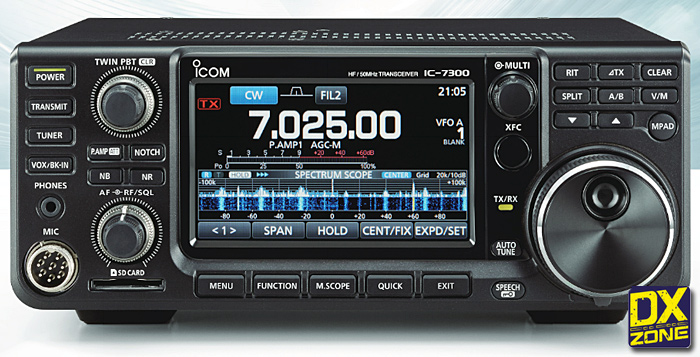 Ic 7300 Archives The Dxzone