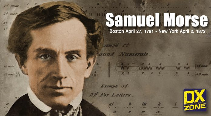 the life of samuel morse How samuel f b morse's telegraph might have fueled the flames of the  in  washington — and it did not cease when the treaty of guadalupe.