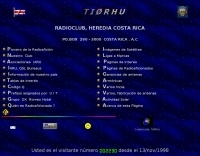 TI�RHU Radio Club Heredia Costa Rica