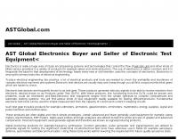 DXZone AST Global Electronics