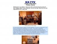 DXZone KK7TV vintage radios