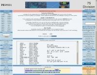 75SM001 DX Portal