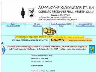 DXZone ARI Comitato Regionale FVG