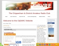 Chippenham and District Amateur Radio Club - G3VRE