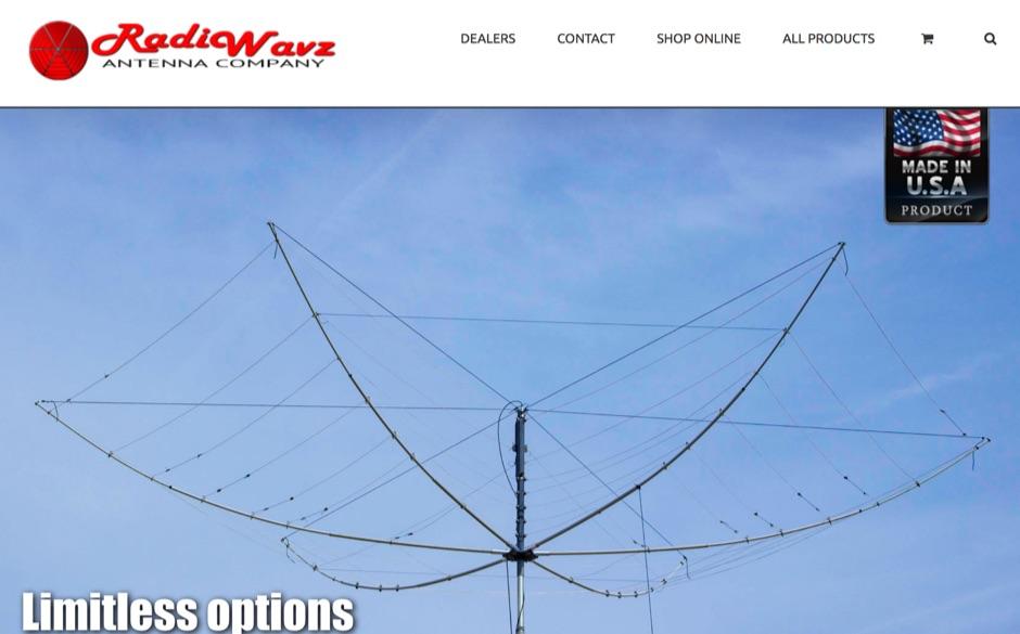 Radiowavz Antennas