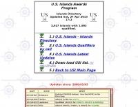 US Islands Directory