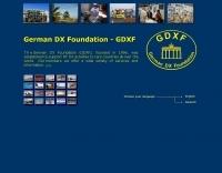 GDXF - German DX Foundation