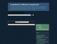 DXZone Long Beach California Frequencies