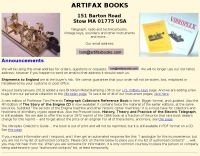 Artifax Books