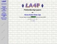 DXZone  LA4F Flekkefjordgruppen av NRRL