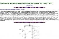 Auto Band Select Box for the FT-817