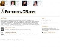 FrequencyDB.com - Irish frequencies db