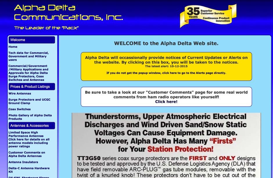 Alpha Delta Communications