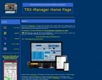 DXZone TRX-Manager HAM Radio CAT Software