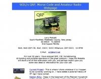 W2LJ's QRP Amateur Radio