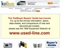 Test & Measurement Equipment Buying Guide