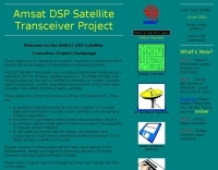 DXZone Amsat DSP Satellite Transceiver Project