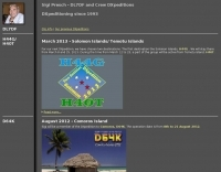 DL7DF and Crew - DXpeditions