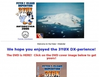 3Y0X Peter I Island DX Pedition
