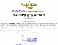 PacketRadio Beginners Guide