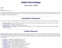Radio Recordings