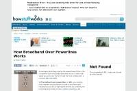 DXZone Howstuffworks: BPL