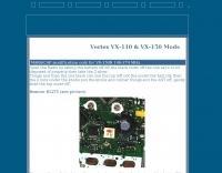 Yaesu VX-150 mods