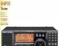 DXZone Icom  IC-718 picture