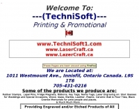 TechniSoft Printing & Promotional
