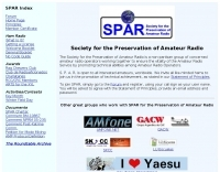 The Society for the Preservation of Amateur Radio