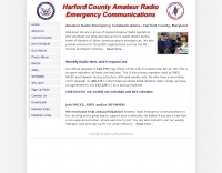 Harford County Amateur Radio Emergency Communications