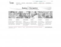 Icom america - IC-V8000 page