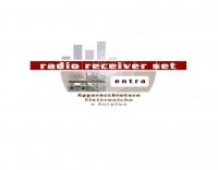Radio Receiver Set