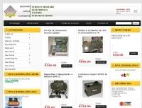 DXZone Esco - electronic surplus components