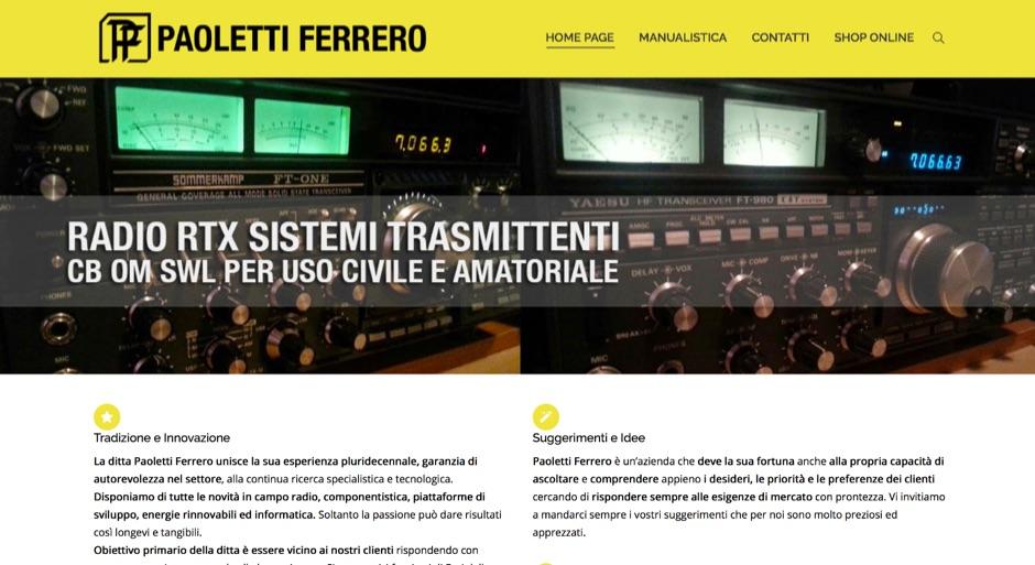 DXZone Paoletti Ferrero