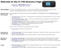 IC-746 resources