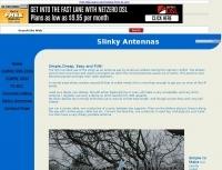 Slinky Antennas