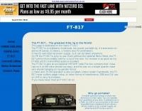 Yaesu FT-817 Page