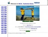 Nk5a is the radioklub nokia in texas