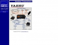 Yaesu FT-897D System Diagram