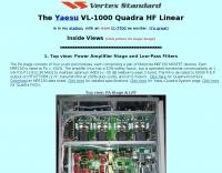 Yaesu VL-1000 amplifier