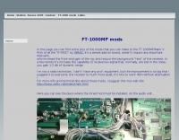 DXZone IF-MOD for Yaesu FT-1000MP