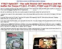 FT8x7 OptoCAT