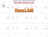 QRP 20m Antenna Tuner Unit