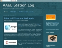 DXZone AA6E station log