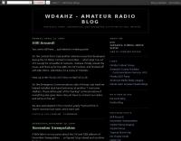 WD4AHZ- amateur radio blog